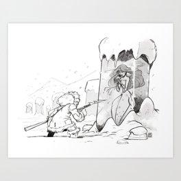discovery Art Print
