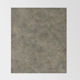 Concrete Throw Blanket