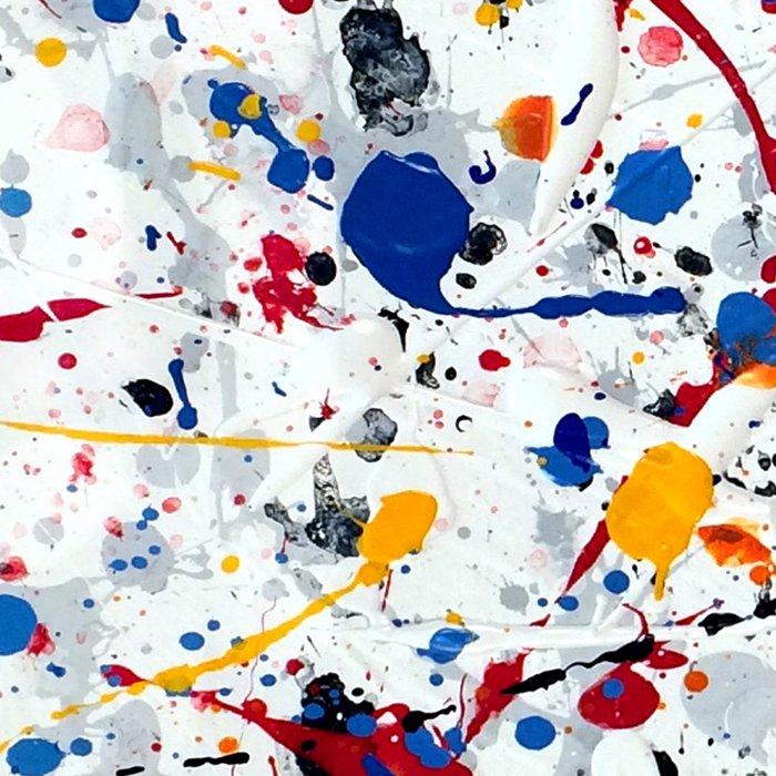 Abstract #3 - Exhilaration Leggings
