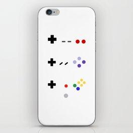 90's gaming iPhone Skin