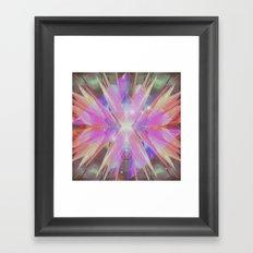 COSMIC NATURE Framed Art Print