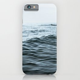 Follow The Wave | Landscape Photography iPhone Case