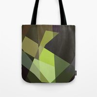 prometheus Tote Bags featuring Prometheus by mobokeh