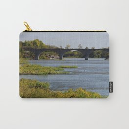 Sunkissed Maumee at Roche de Boeuf Carry-All Pouch