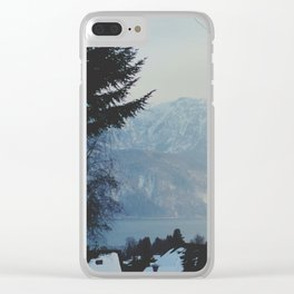attersee (33) Clear iPhone Case