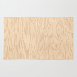 Wooden texture pattern Rug