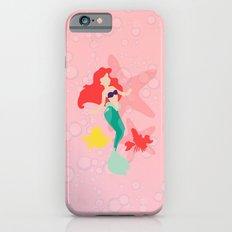 Pink Ariel and Friends iPhone 6 Slim Case