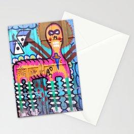 STREET ART #17 Stationery Cards