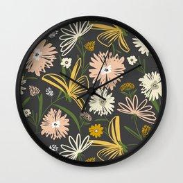 Darby Wall Clock