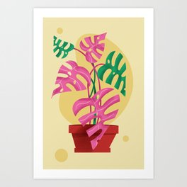 Plant Love Art Print
