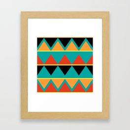 Pizzazz: 1 of 9 Framed Art Print