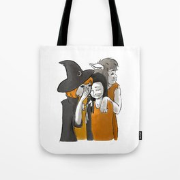 Monster BFFs Tote Bag