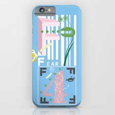 Four Freedoms Barcode iPhone 6s Slim Case