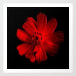 RED - 100418/2 Art Print
