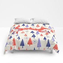 Holiday Mood Comforters