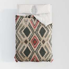 N58 - Traditional African Berber Moroccan Antique Style Artwork Comforters