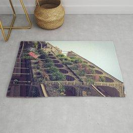 French Quarter Balconies - Royal Street Rug