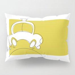 Taxi Pillow Sham