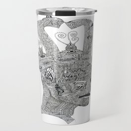 Someone who will live forever Travel Mug