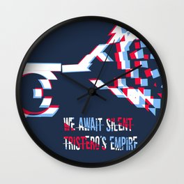 Tristero muted posthorn distorted, no.1 Wall Clock