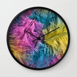 Marabou Colours Wall Clock