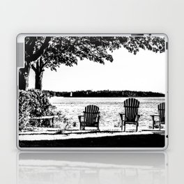 Weekend At The Cottage Laptop & iPad Skin