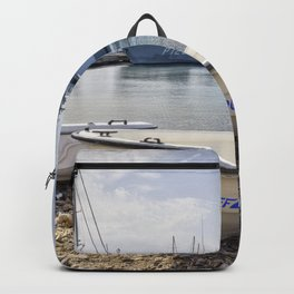 When I Grow Up I Want To Be A Warship Backpack