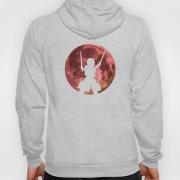 Anime Moon Inspired Shirt Hoody