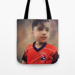 Emiliano Tote Bag