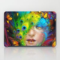 alchemy iPad Cases featuring Alchemy by Lena Richards