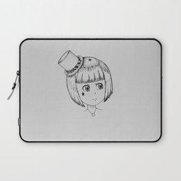Manga Girl Laptop Sleeve