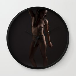 I'm Feeling Myself Wall Clock