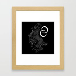 VVITCH Framed Art Print
