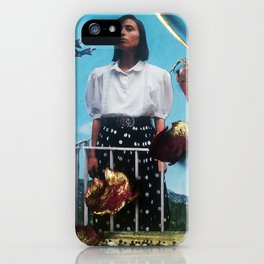 The Only Crime I Ever Committed (Was Being a Woman) iPhone Case