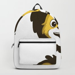 Ain't Lion Happy and Inlove Person Gift Backpack