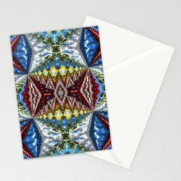 Pattern 1 Stationery Cards