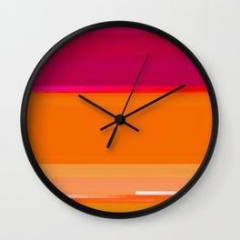 passin' thru Wall Clock