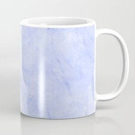 Elegant violet blue marble Coffee Mug