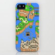 Mario World iPhone (5, 5s) Slim Case
