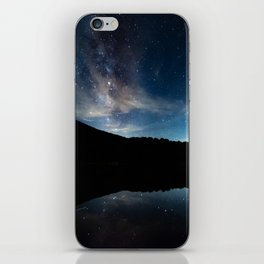 Summer Stars in the Smokies iPhone Skin