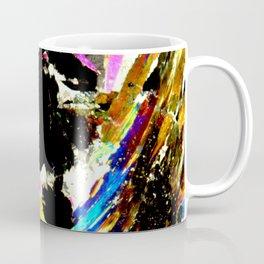 actinolite-calcite thin section print Coffee Mug