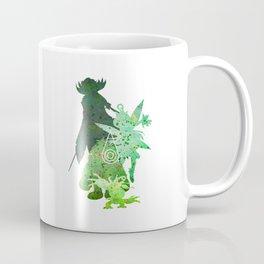 Digivolution Palmon Crest of Sincerity Coffee Mug