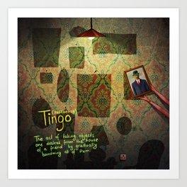 Tingo Art Print