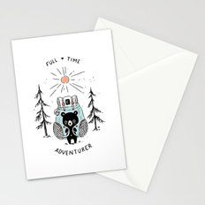 Adventure Bear Stationery Cards