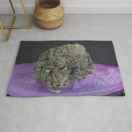 Grape Ape Medicinal Medical Marijuana Rug