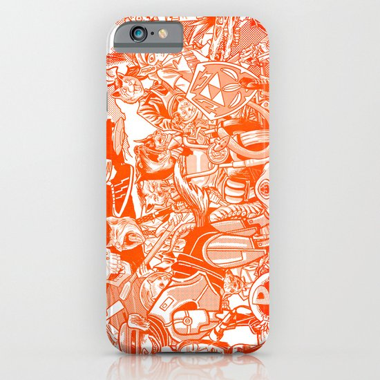 explosion! iPhone & iPod Case