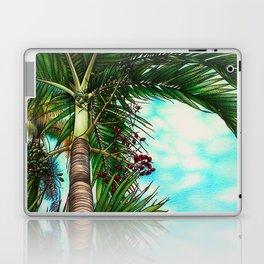 Manila Palm Tree - Hawaii Laptop & iPad Skin