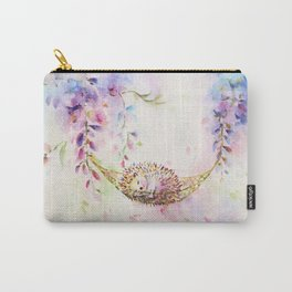 Wisteria Dream Carry-All Pouch