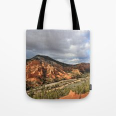 Red Canyon Tote Bag