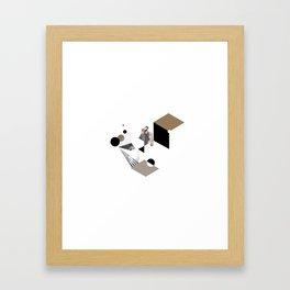 dreamer no.4 Framed Art Print